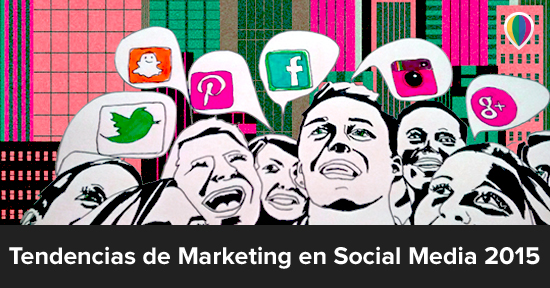 Las 10 Tendencias principales de Marketing en Social Media 2016